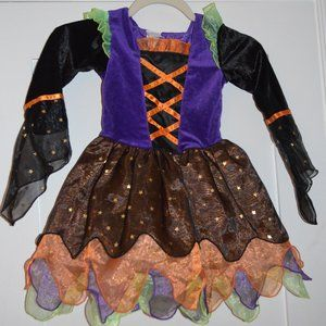 Witches Costume 2T
